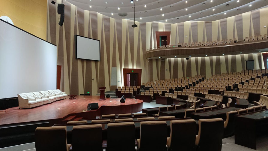 Photo: Plenary Hall, 1000+ Pax